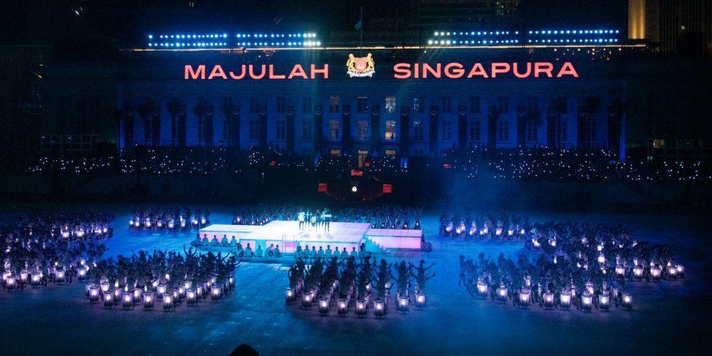 Singapore National Day Parade 2019